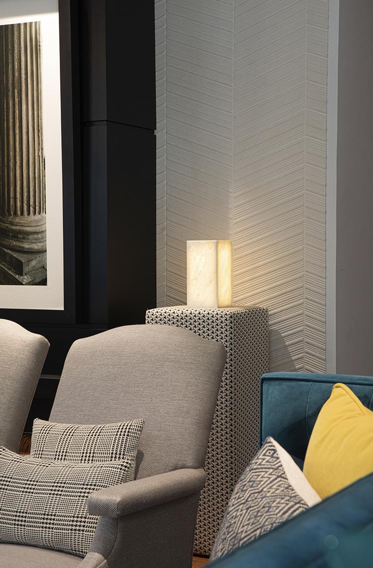 lámparas modernas dormitorio