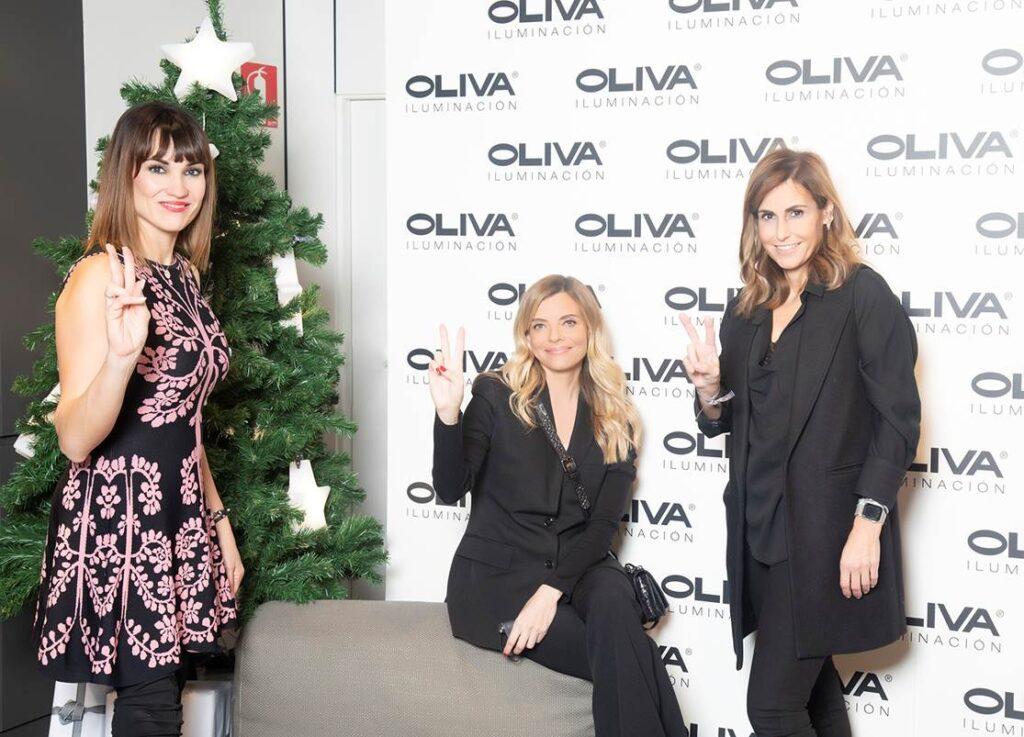 Pop Up Oliva Iluminación. Con Irene Villa y Laura (Fundación El Sueño de Vicky)
