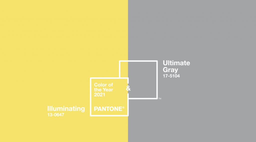 Pantone, color 2021